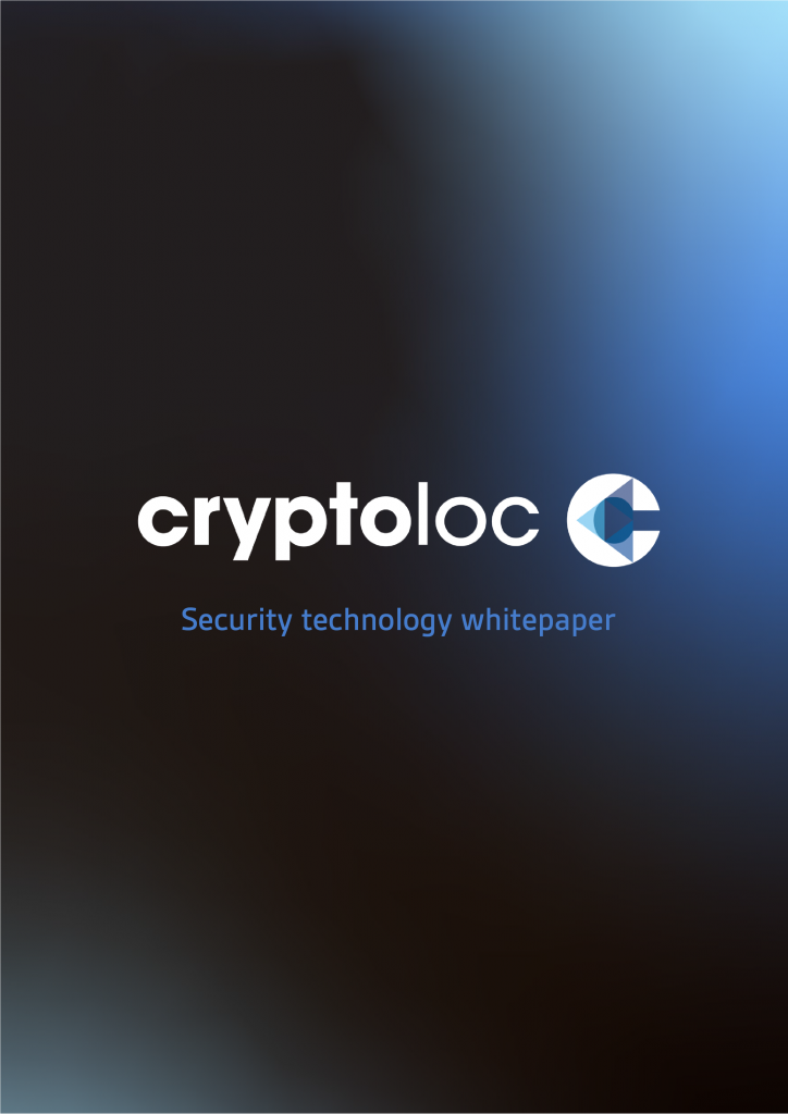 Cryptoloc Technology Whitepaper