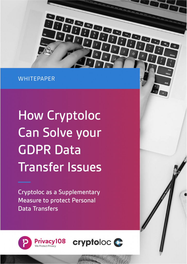 How Cryptoloc can solve your data issues